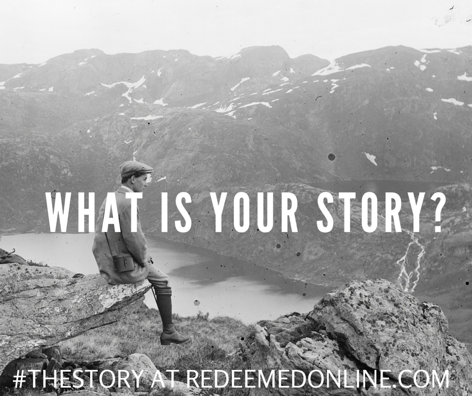 what is your story #TheStory