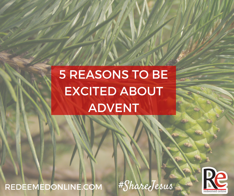 5 reasons to be excited about Advent - Best and Amazing Advent - Ever