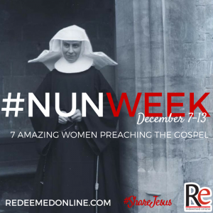 #ShareJesus #NunWeek Advent
