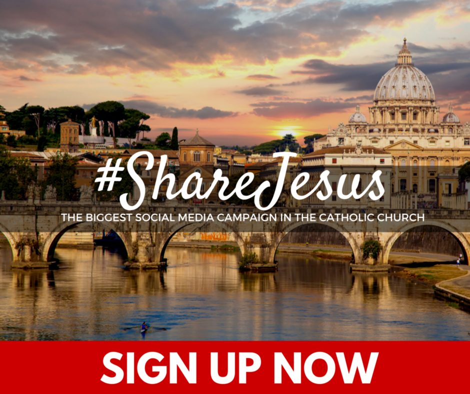ShareJesus Sign Up