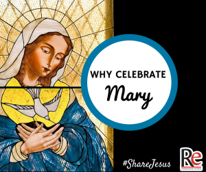 Adam Janke Mary Celebrate Mary the Mother of God #ShareJesus