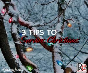 Paul George #ShareJesus 3 Tips to Survive Christmas