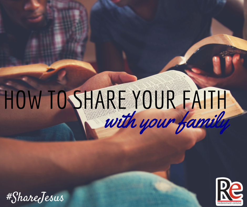 Christina Mead #ShareJesus How to Share Your Faith with Your Family (1)