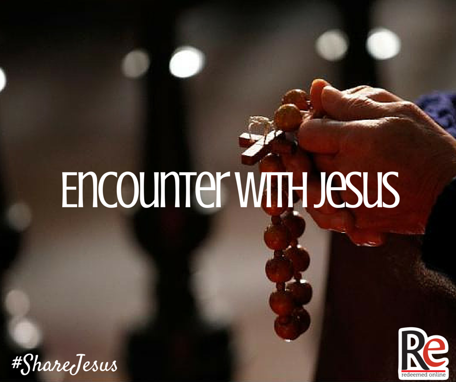 Brian Greenfield #ShareJesus Encounter with Jesus