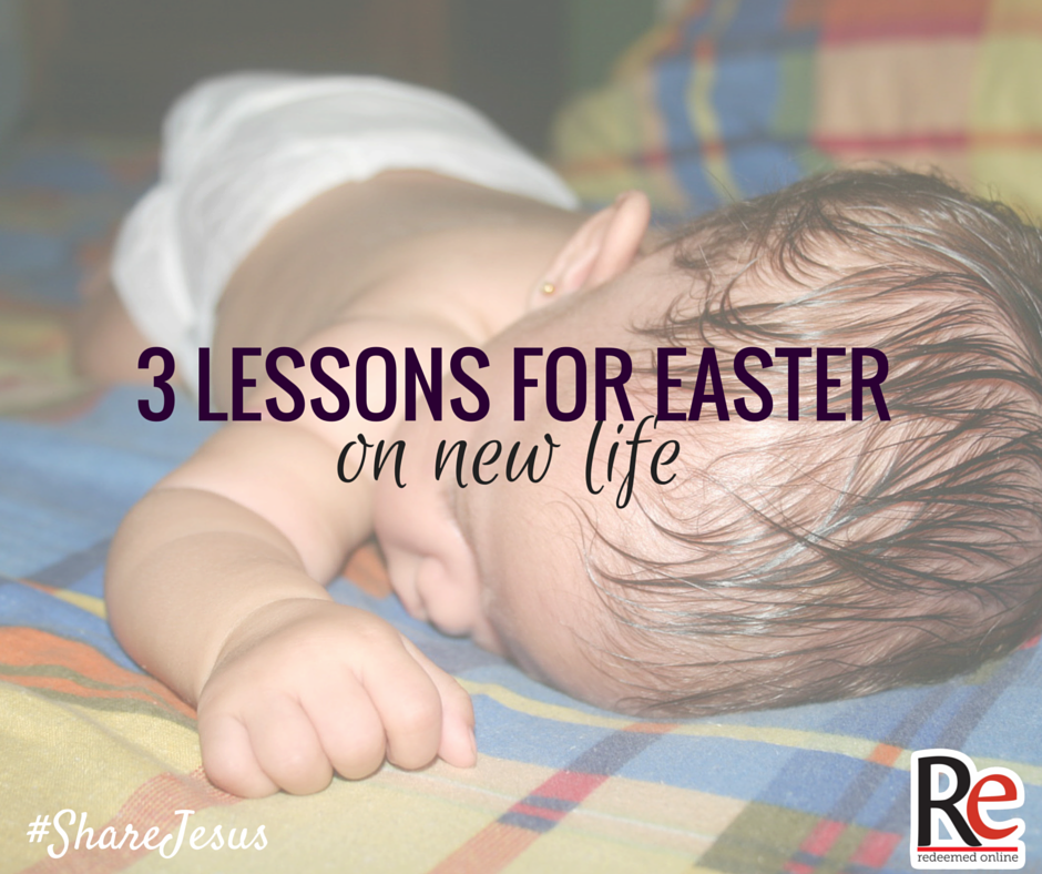 New Life Easter lessons #ShareJesus Andy Lesnefsky