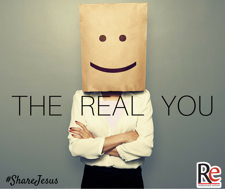 Nic Frank #shareJesus the real you