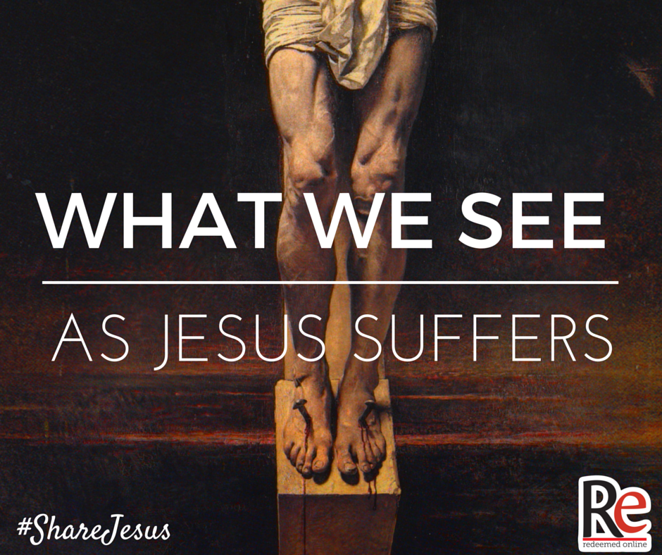 Sean Forrest #ShareJesus suffering