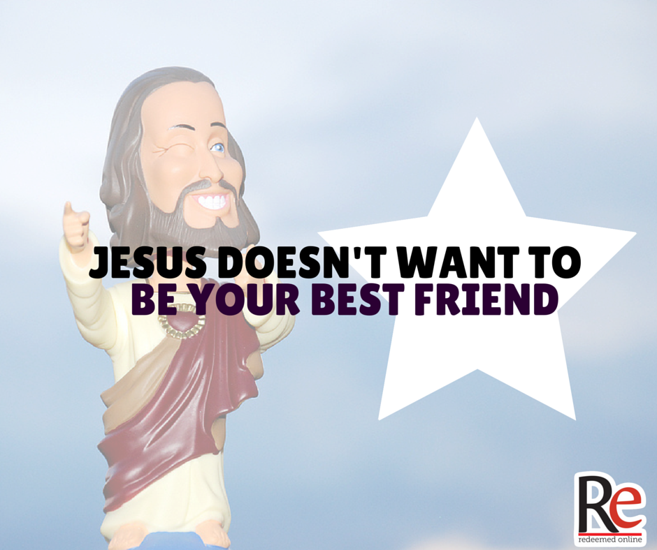Jesus Buddy Christ Best Friend Lesnefsky