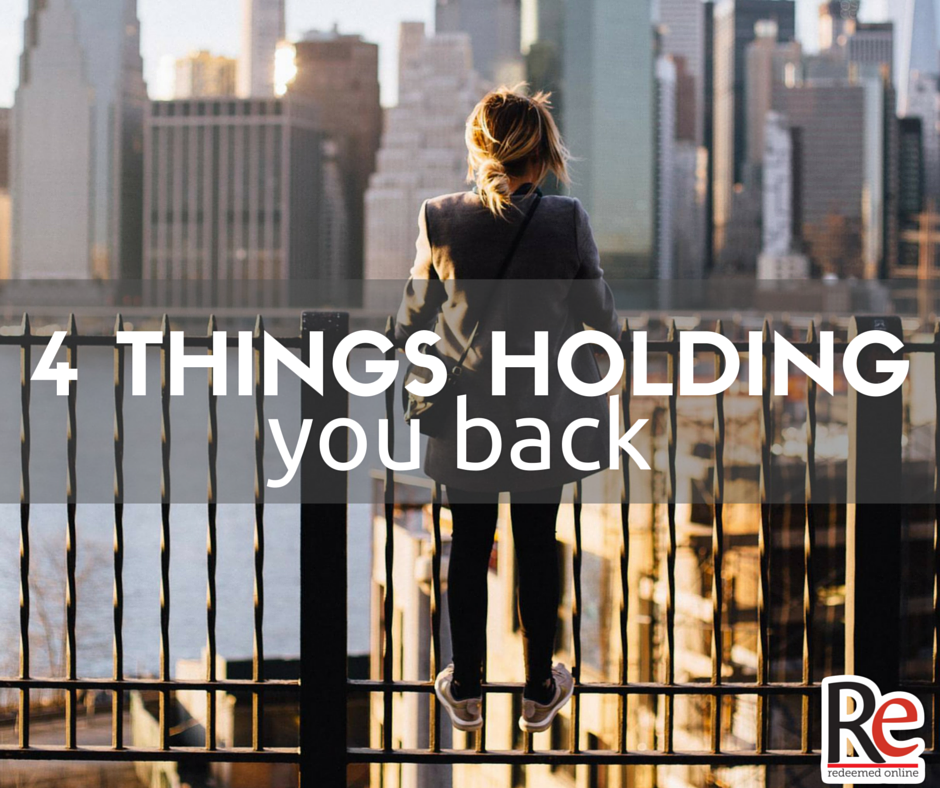 4 Things Holding You Back Andy Lesnefsky