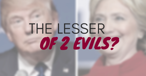 Politics, Evangelization, and the Lesser of Two Evils