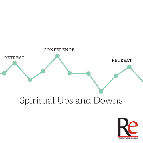 Spiritual Ups and Downs Andy Lesnefsky