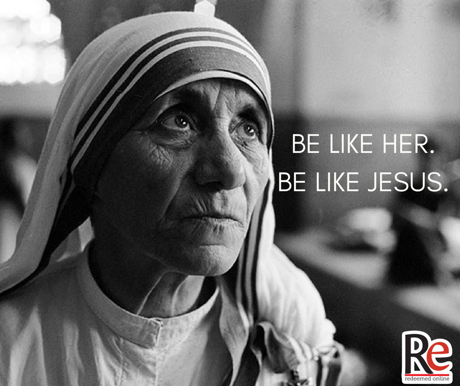 St. Mother Theresa of Calcutta-3