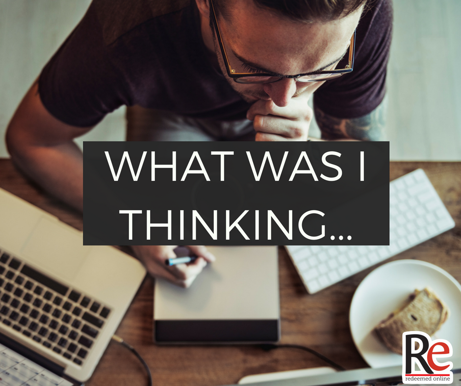 What Was I Thinking Podcast Blog Andy Lesnefsky