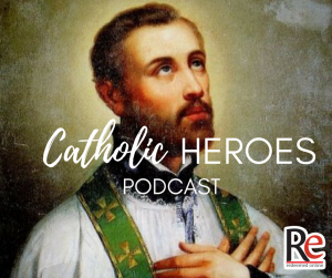 St. Francis Xavier Catholic Heroes Podcast Andy Lesnefsky