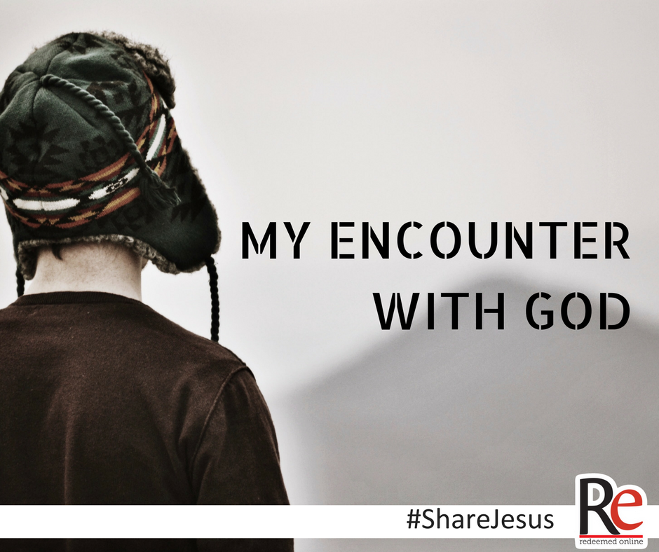 blog post #sharejesus Andrew Laubacher