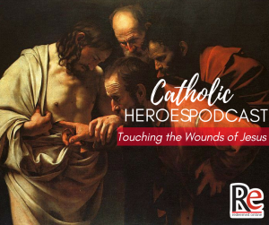 Touching the Wounds of Jesus-2