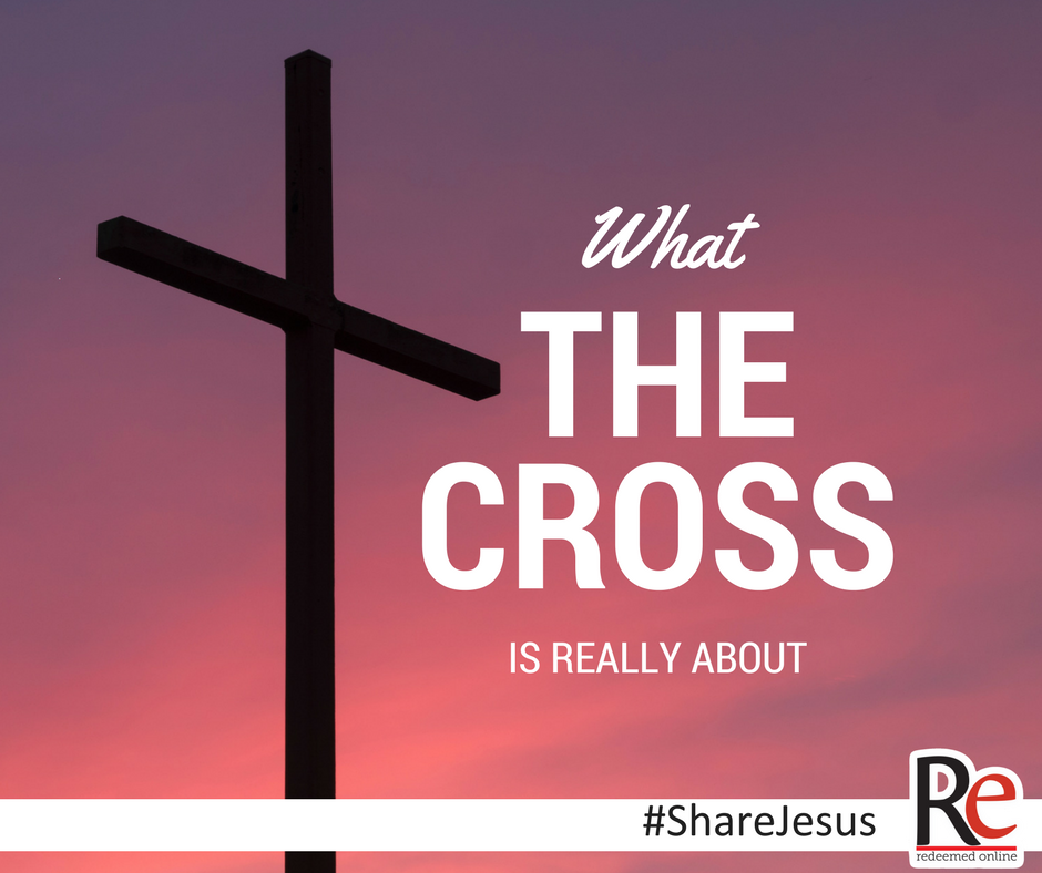 blog post #sharejesus mark