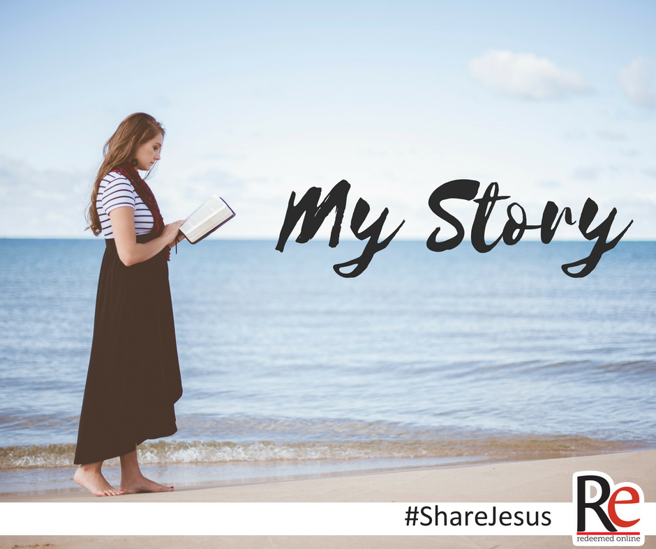 blog post #sharejesus mary