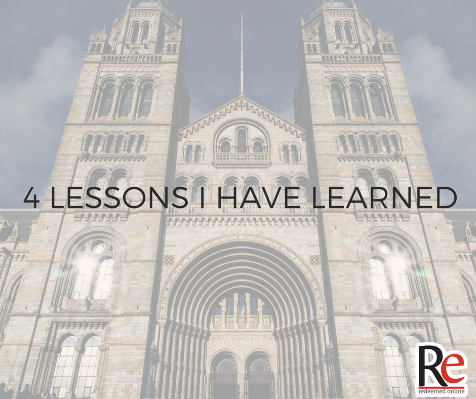 4 Lessons I Have Learned - Andy Lesnefsky