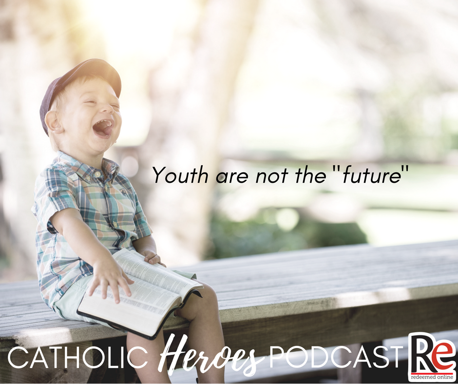 youth are not the future st timothy