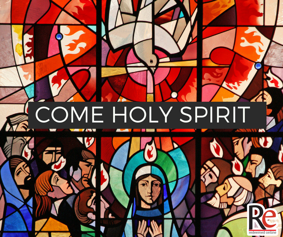 Come Holy Spirit - Dave VanVickle