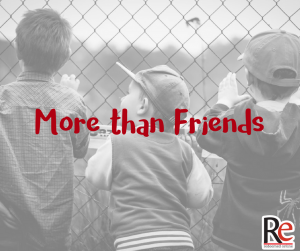 More than Friends #ShareJesus