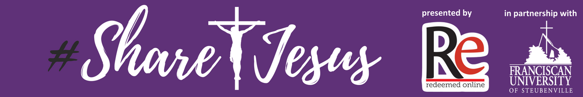 Get ready for a beautiful Advent. Join #ShareJesus