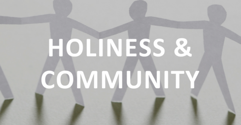 Holiness and Community