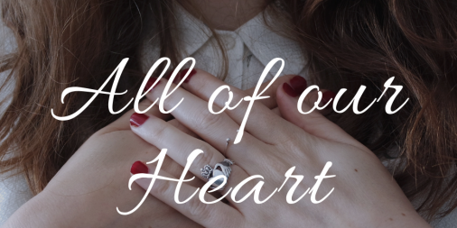 All of Our Heart- #ShareJesus