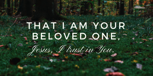 Advent Day 24: I Am Your Beloved One