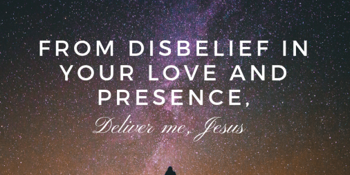Advent Day 13: Your Love and Presence